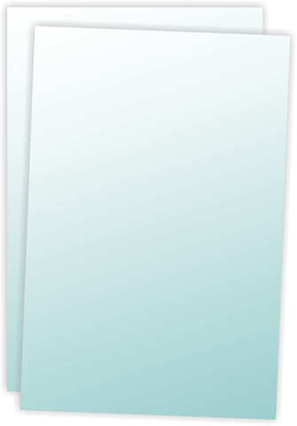 """Clear Overlays for Bulletin Sign Holders 14"""" x 22"""""""
