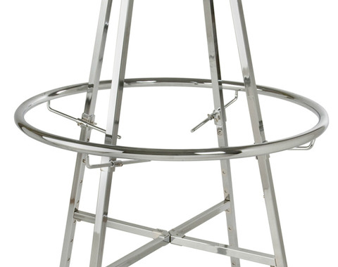 """42"""" Round Rack Replacement or Add-On Display Bar 