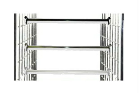 """Gridwall Straight Hangrail 24"""" Long 