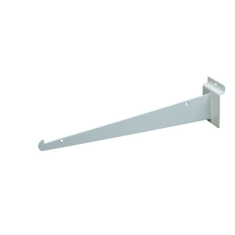"12"" Slatwall Shelf Brackets 