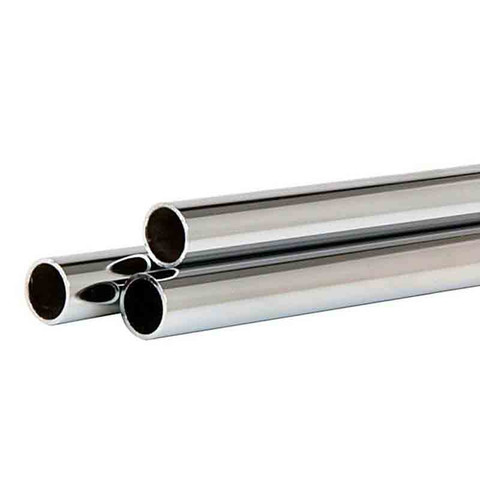 "1"" Diameter  Round Tubing Hangrail | Chrome"