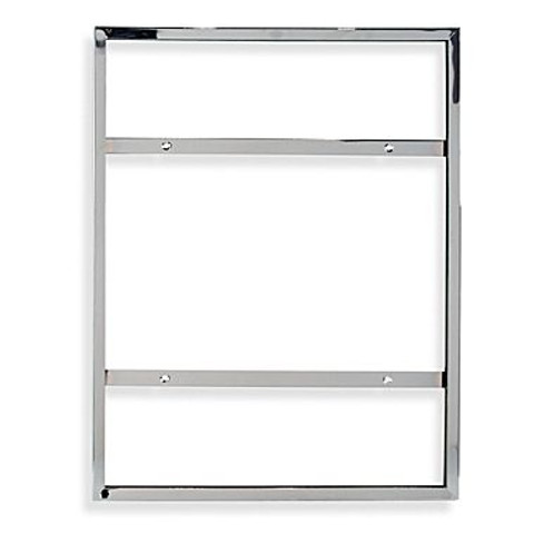 "22""W X 28""H Wallmount Sign Holders 