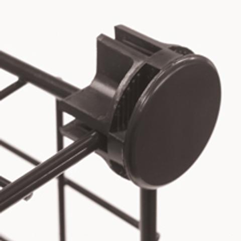 Plastic Connectors For Mini Grid Panels | Black or White |