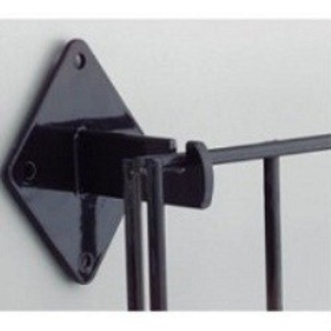 Slatgrid Wllmount Brackets  Black, White Or Chrome