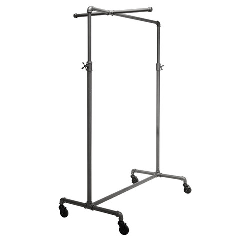 Ballet Bar Pipe Rack with Crossbar