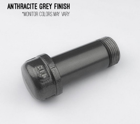 Anthracite Grey Color Sample