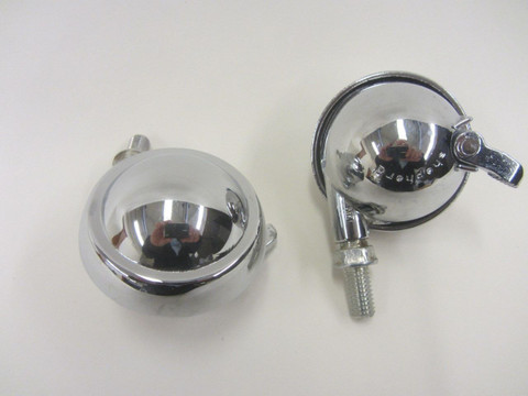 """3/8"""" Threaded Still Ball Caster for Clothing Rack 