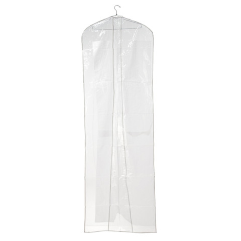 "72"" Clear Overlap Cover 