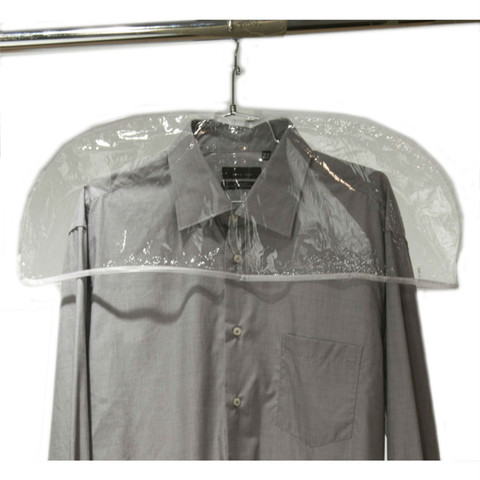 """Man's Clear Shoulder Cover 