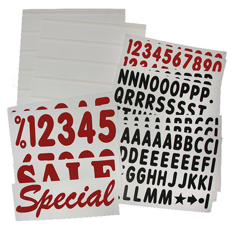 """Deluxe Message Board Kit (2) 24"""" x 36"""" Panels   WHITE"""