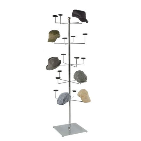 Revolving  Hat Holder