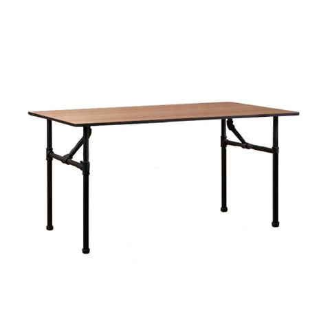 Small Pipe Nesting Display Table | MATTE BLACK