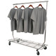 Shelf For Single Rail collapsible Clothing Rack