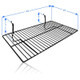 Gridwall Flat Wire Shelf 14in x 24in Measurement Details