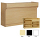 6ft Cash Register Wrap Counter Stand with Ledge Top