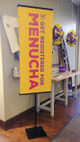 Classic Banner Stand - Adjustable