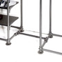 24 Extension Bar's For Pipeline Free Standing Display  Anthracite Grey