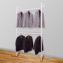 Pipeline Outrigger Wall Display | Gloss White