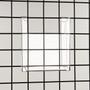 "Gridwall Brochure Holder 8.5"" x 11"" | Case of 12"