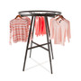 """Round Clothes Rack with 42"""" (Dia) Display Rail 