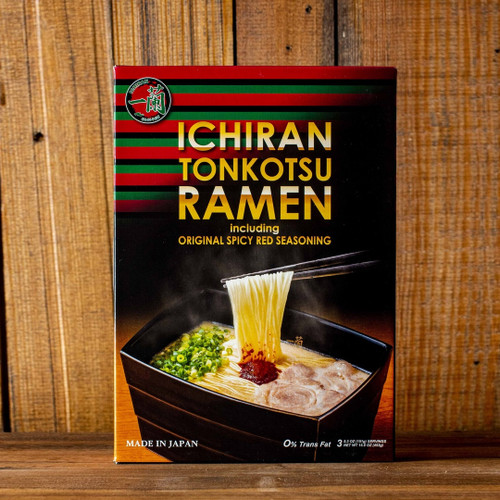 Front of ICHIRAN Take-Home Ramen Kit