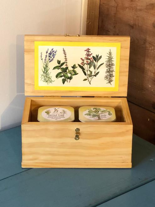 Encyclopedia Botanicals Gift Box