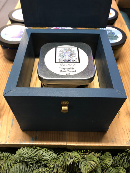 Spruced Gift Box