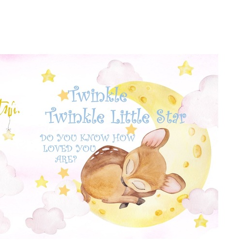 Baby Shower Twinkle Star- Boy