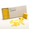 Yellow Tissue Confetti - 1/2kg box