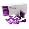 Purple Metallic Confetti - 2cm x 5cm - 1kg box