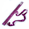 Pink Metallic Streamers - 25mm x 7m - sleeve of 40
