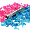 Gender Reveal Confetti Cannon - Boy or Girl?