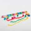 Multicolour Tissue Streamers - 20mm x 7m - sleeve of 40