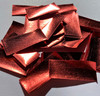Biodegradable Red Metallic Confetti