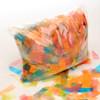 Multicolour BioFetti Biodegradable Confetti - 1kg bag
