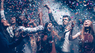 Video Chat Party : Celebrate At Home With A Burst Of Confetti Fun