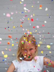 How to Take the Perfect Confetti Photograph