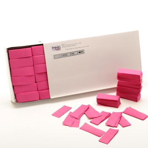 Cerise Tissue Confetti - 1/2kg box