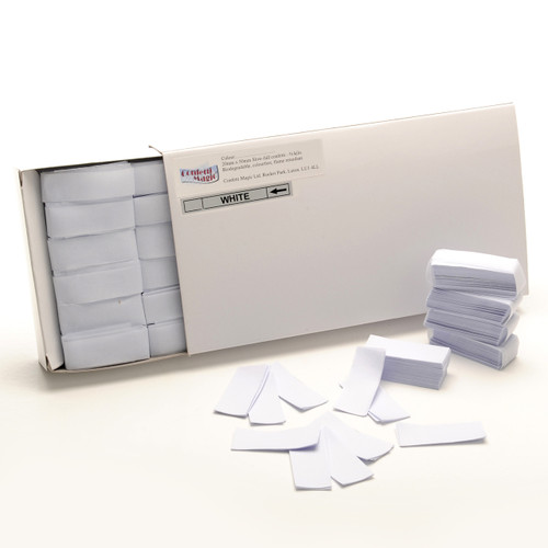 White Tissue Confetti - 1/2kg box