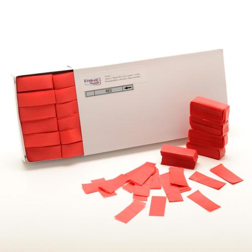 Red Tissue Confetti - 1/2kg box