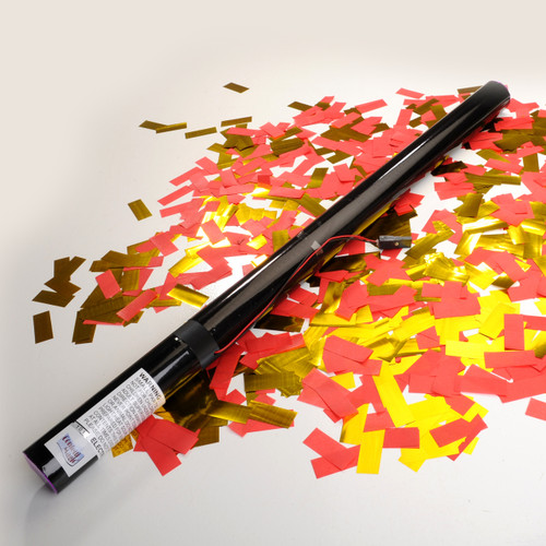Large Electric Confetti Cartridge - Custom 50/50