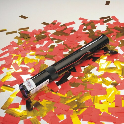 Small Electric Confetti Cartridge - Custom 50/50