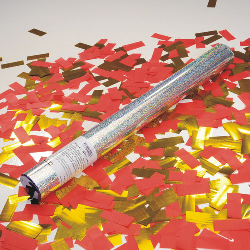 Medium Confetti Cannon - Custom 50/50