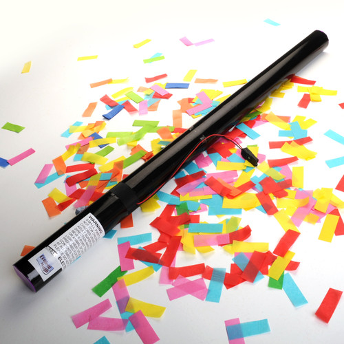 Large Electric Confetti Cartridge - Custom Tissue