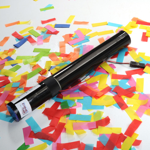Small Electric Confetti Cartridge - Custom Tissue
