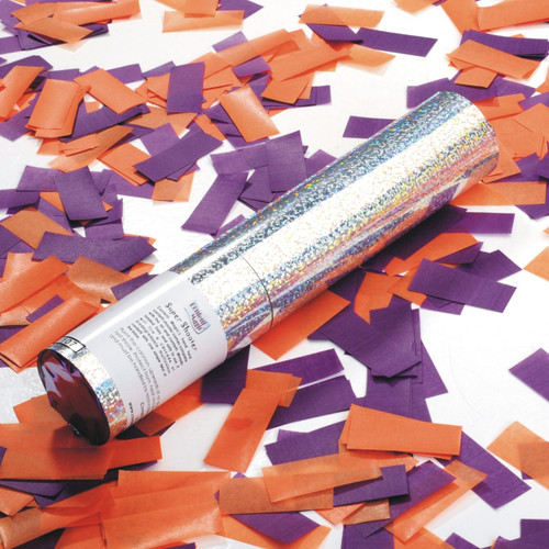 Small Confetti Cannon - Custom Tissue