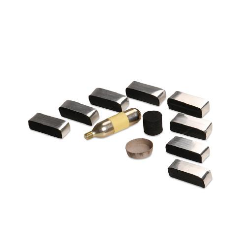 Reload Kit for Reloadable Confetti Cannon - 50cm - Metallic