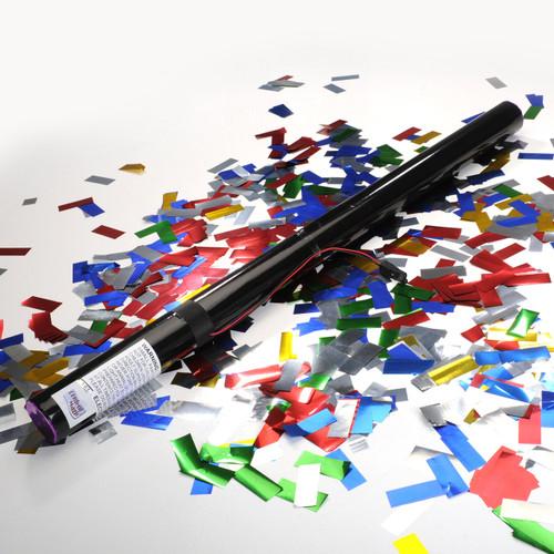 Large Electric Confetti Cartridge - Custom Glitter
