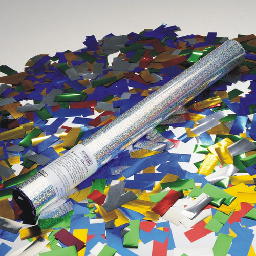 Medium Custom Glitter Cannon