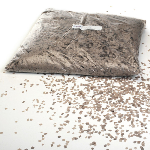 Grey Ash Confetti - 1kg bag